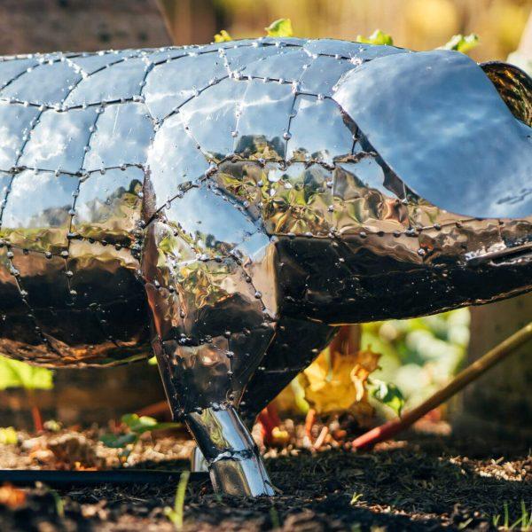 Pig Garden Sculpture